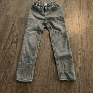 gray baby gap jeans size 5